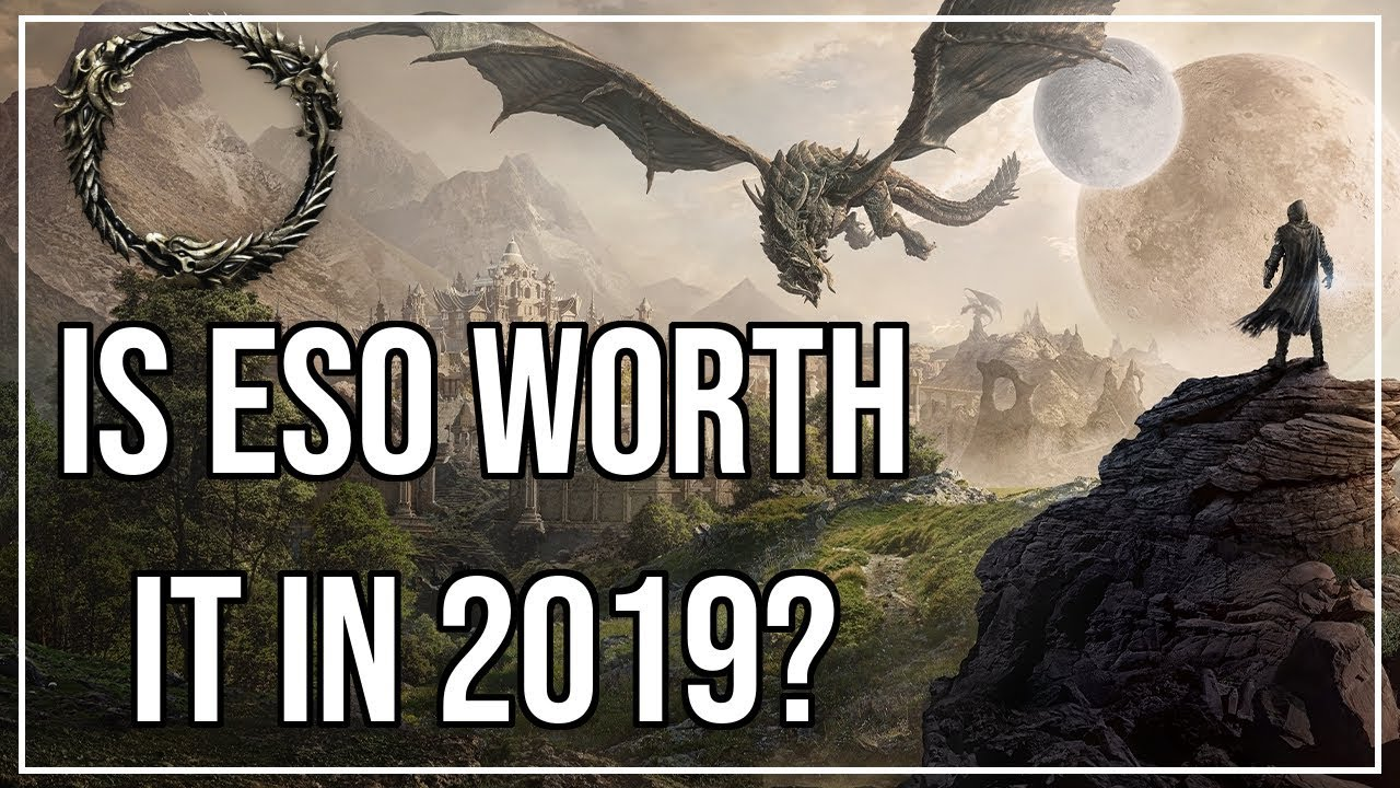 Is the Elder Scrolls Online Worth Playing in 2019?