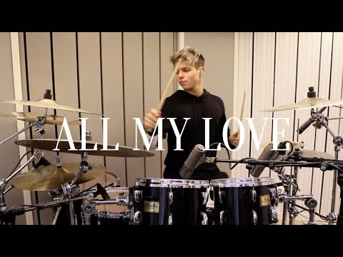 All My Love - Cash Cash (feat. Conor Maynard) Drum Cover