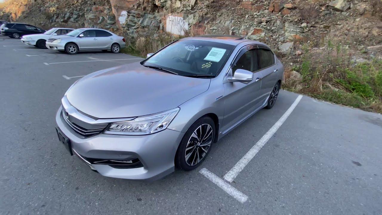Honda Accord Hybrid CR7 EX
