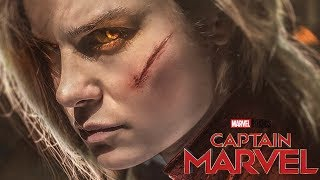 All Captain Marvel Powers Explained (2019)