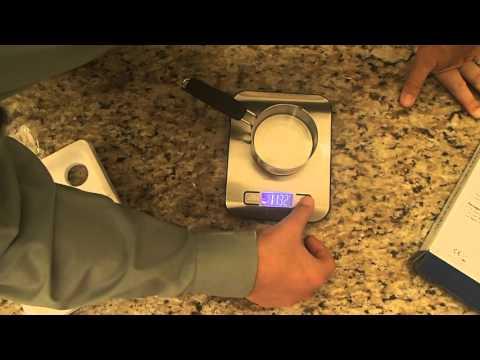 Unboxing: Etekcity 11lb/5kg Digital Multifunction Stainless Kitchen Food Scale