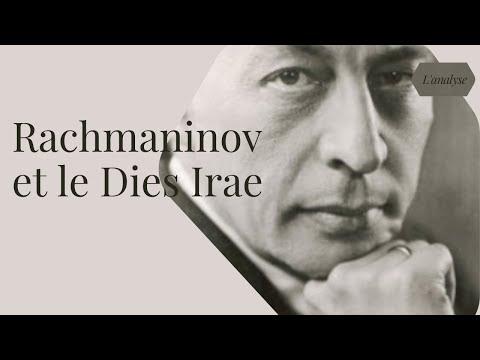 Rachmaninov et le Dies Irae
