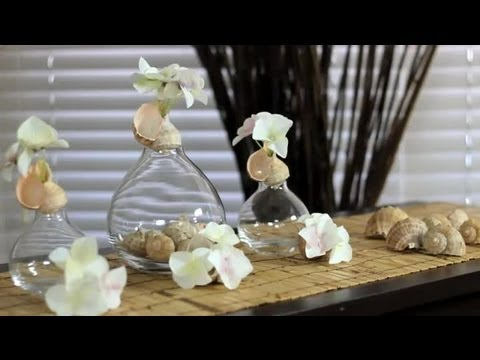 Decorating Objects With Seashells Decorations For The House