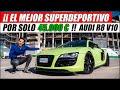 ¡¡ EL MEJOR SUPERDEPORTIVO POR 45.000 ? !! AUDI R8 V10 | Supercars of Mike