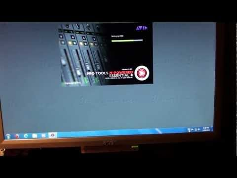 ASIO sample rate error - Pro Tools Essential 8 M-Audio