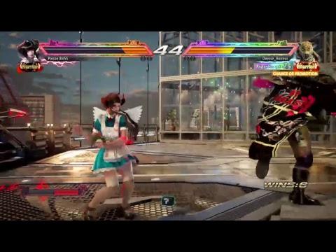 Tekken 7 HD Tournois double elimination