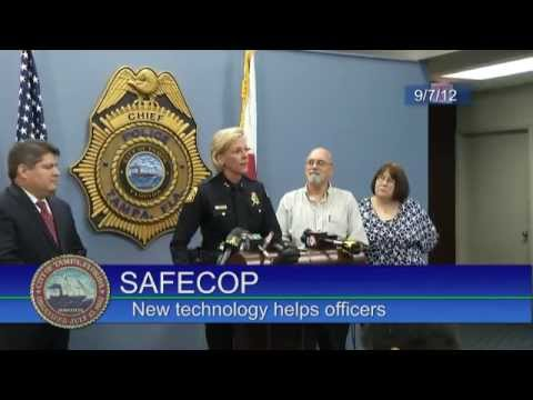 Tampa Police Department Press Conference - SAFECOP - 9-7-12