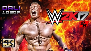 WWE 2K17 PC UltraHD 4K Gameplay 60fps 2160p