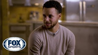 Stephen Curry and DeVon Franklin discuss their inspirational new movie, 'Breakthrough' | FOX SPORTS