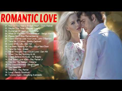 Best Romantic Love Songs Of 70s 80s 90s -  Greatest Old Beautiful Love Songs Of All Time