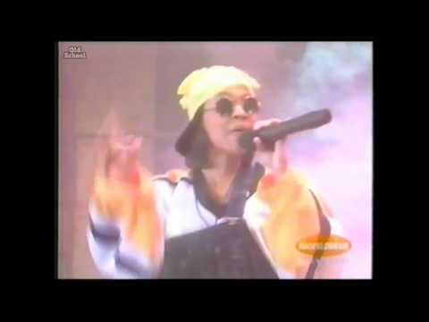 TLC What About Your Friends Live All That