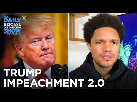 Trump Rolls Out Trash Lawyers for His 2nd Impeachment Trial | The Daily Social Distancing Show