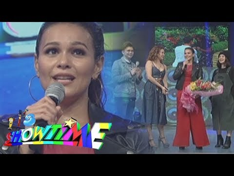 It's Showtime: Iza talks about her marriage proposal