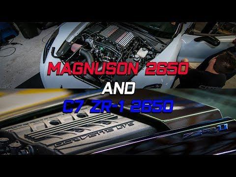 CPR Season 2 Ep 35 ► C7 ZR 1 Heads Cam, C7 Z06 Magnuson 2650