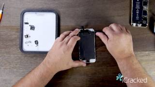 Official iPhone 6 Display Assembly Replacement Guide - iCrackedcom