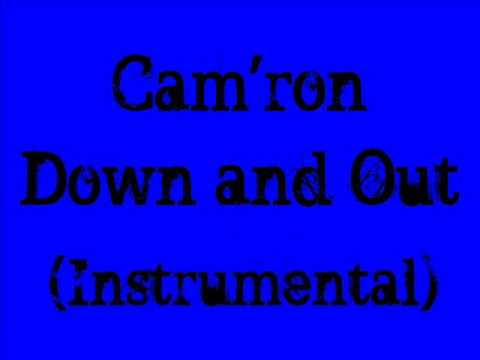 Cam'ron - Down and Out  (Instrumental)