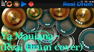 Video Ya Maulana - Sabyan (Real Drum Cover) download MP3, 3GP, MP4, WEBM, AVI, FLV Juli 2018