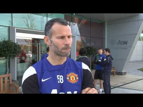 Ryan Giggs Loves Rugby League