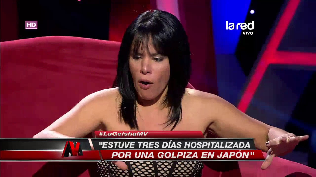 Show hot chilena en vivo - 2 part 10