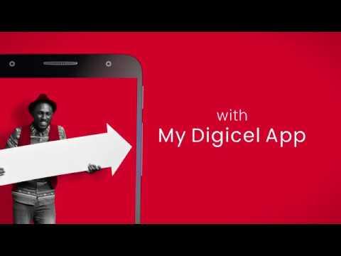 My Digicel App