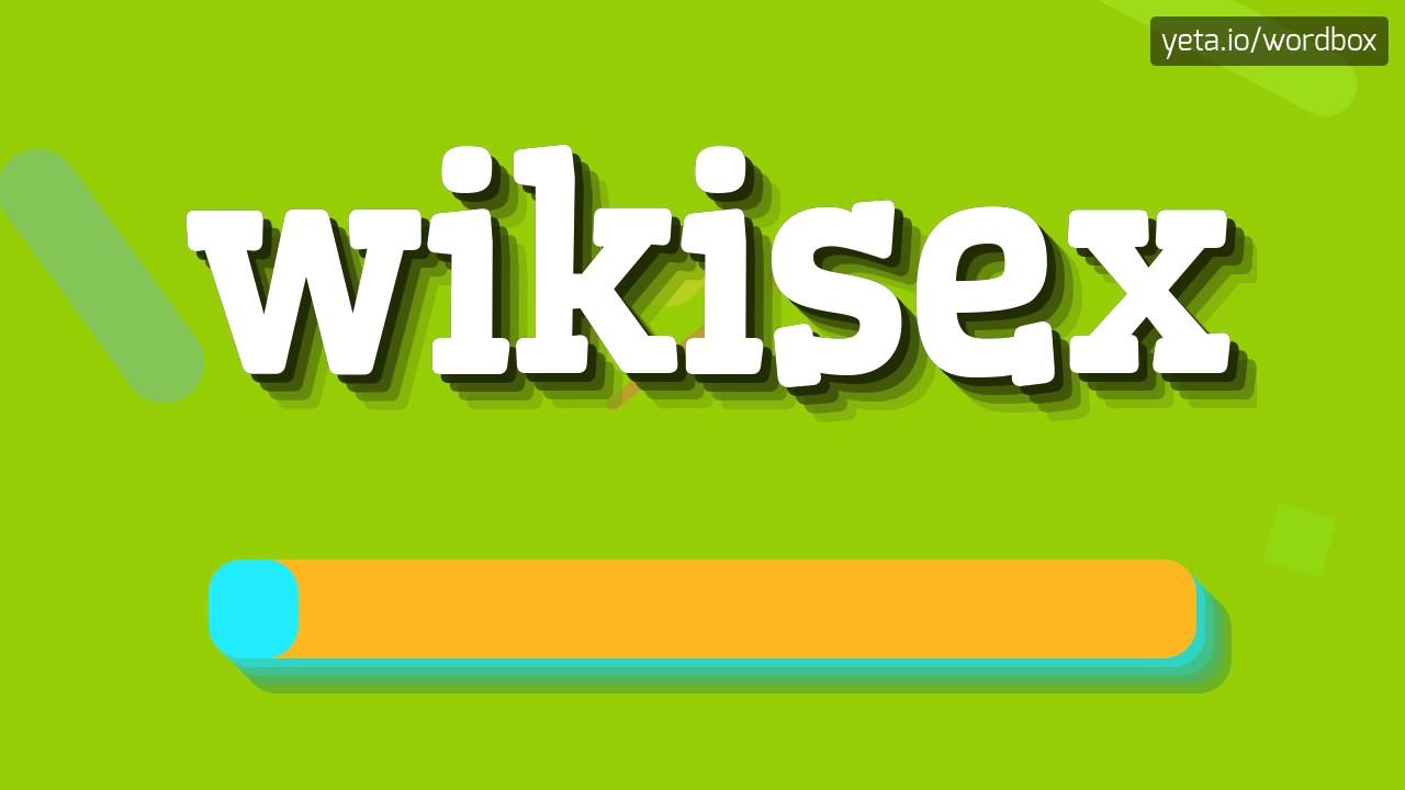 Wikisex