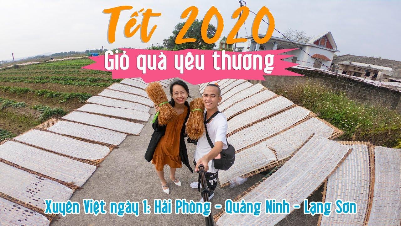 Hành trình xuyên Việt xin Đặc Sản làm từ thiện - Giỏ quà yêu thương - Ngày 1