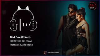 Bad Boy Remix Saaho Dj Kavish x Dj Pravil Mp3 Song Download