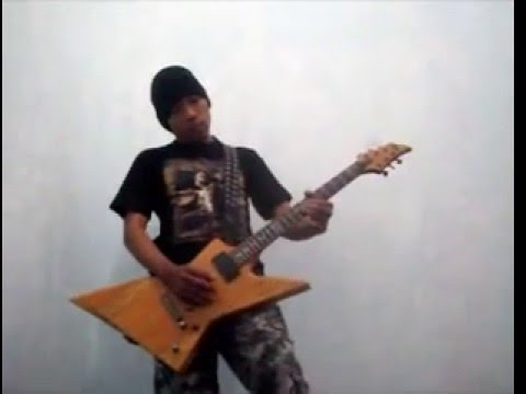 MODERN (Rhoma Irama Guitar Cover)