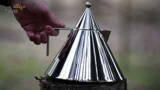 alessi il conico kettle