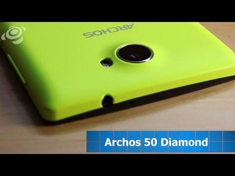 Archos 50 Diamond im Test [HD] Deutsch