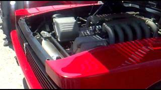 Ferrari testarrossa en el Jarama