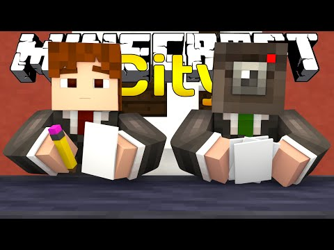Minecraft City - Movie Stars! #4 (Minecraft Roleplay S2)