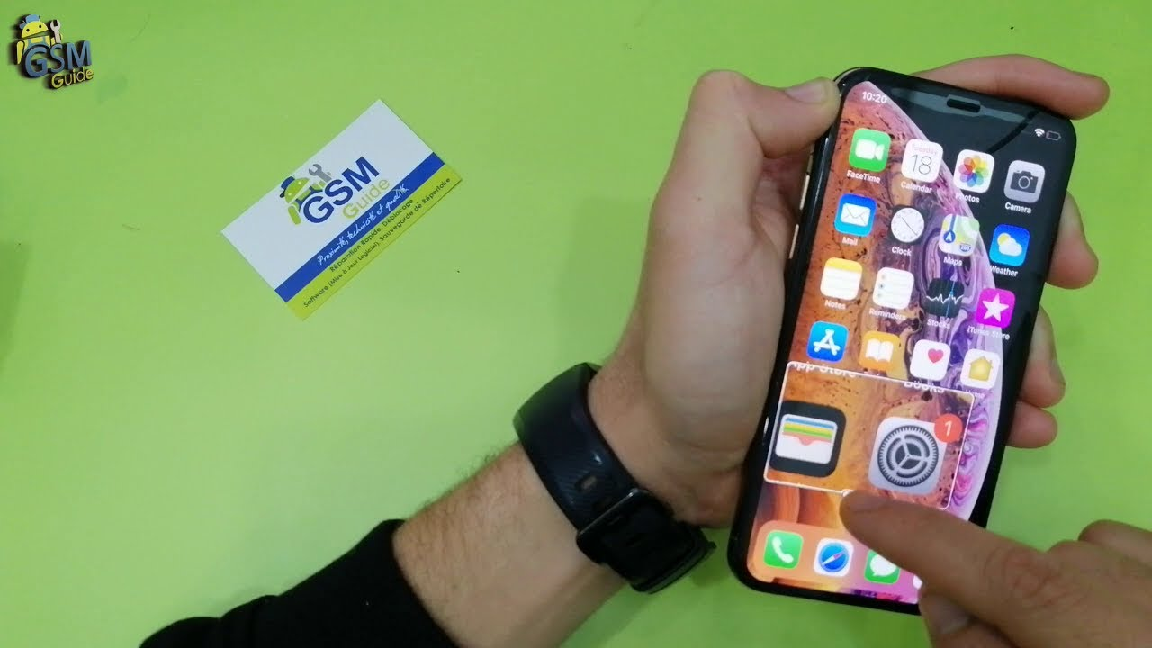 How to Turn OFF / Disable  ZOOM  iPhone XS MAX  XR XS- Gsm Guide
