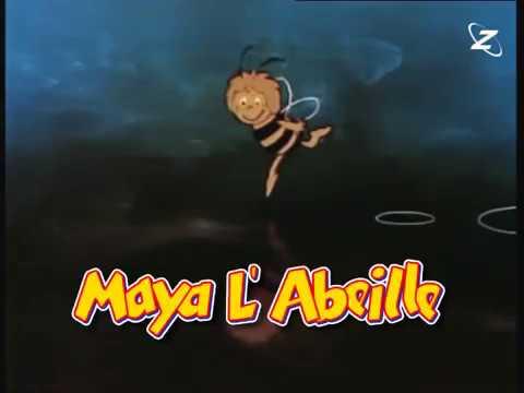 le générique de maya labeille
