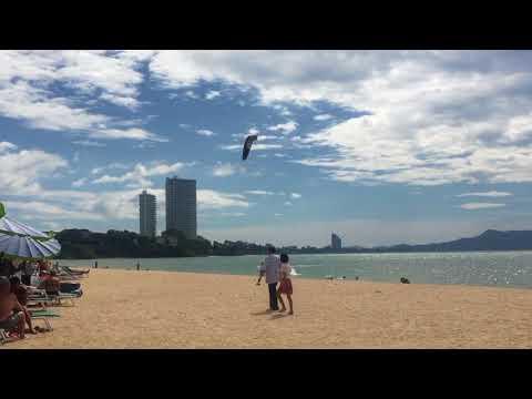 Baan Ampoe Beach, Sattahip, Chon Buri, Thailand
