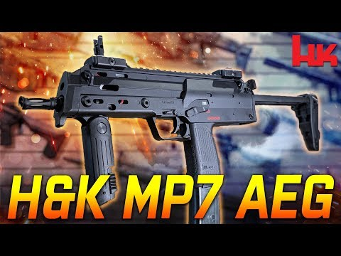 H&K MP7 AEG REVIEW (FT. KARMAKUT)