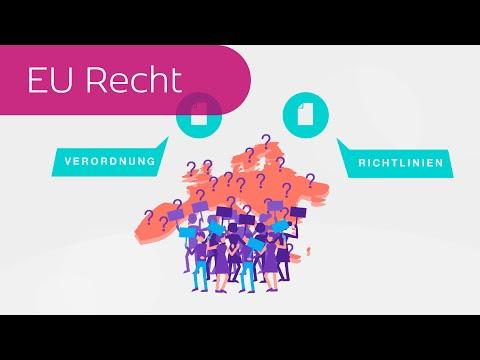 EU-Recht in 3
