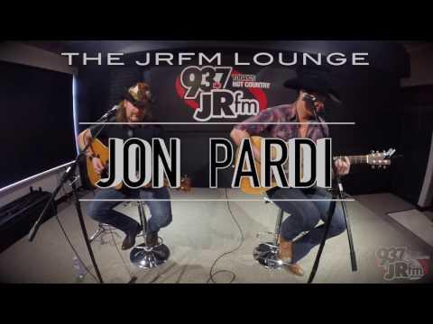Jon Pardi  Heartache On The Dancefloor   in The JRfm Lounge