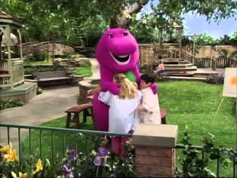 Barney - Mr. Golden Sun Song