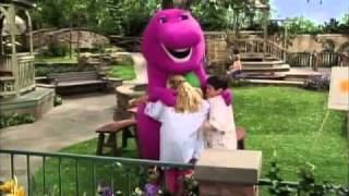 Barney - Mr. Golden Sun Song