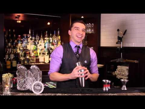 Meet Dan Rook, RedEye Best Bartender 2015 Finalist