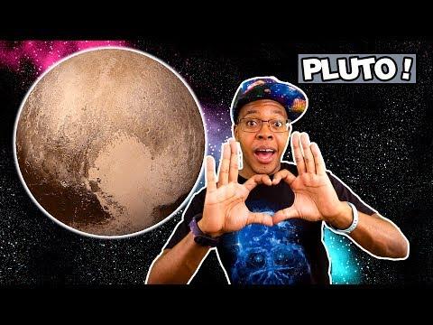 We Luh Ya Pluto! (Science Rap)