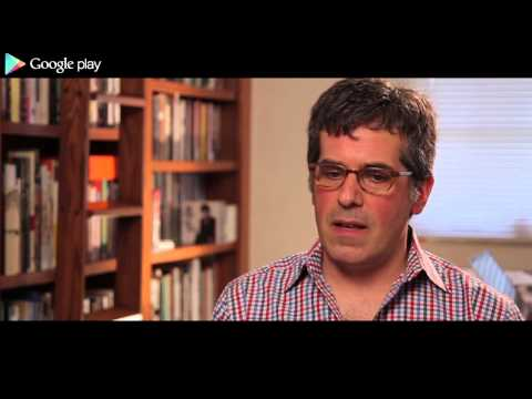 Jonathan Lethem: Office Hours with Google Play