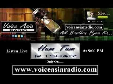 Dill Ye Bhi Chahta Hai (Awesome Urdu Poetry)Voice Asia Radio's Show Hum Tum By Rj Shaiz