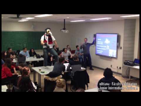 Harlem Shake - University of Ottawa Faculty of Education - J/I Section M 2012/2013