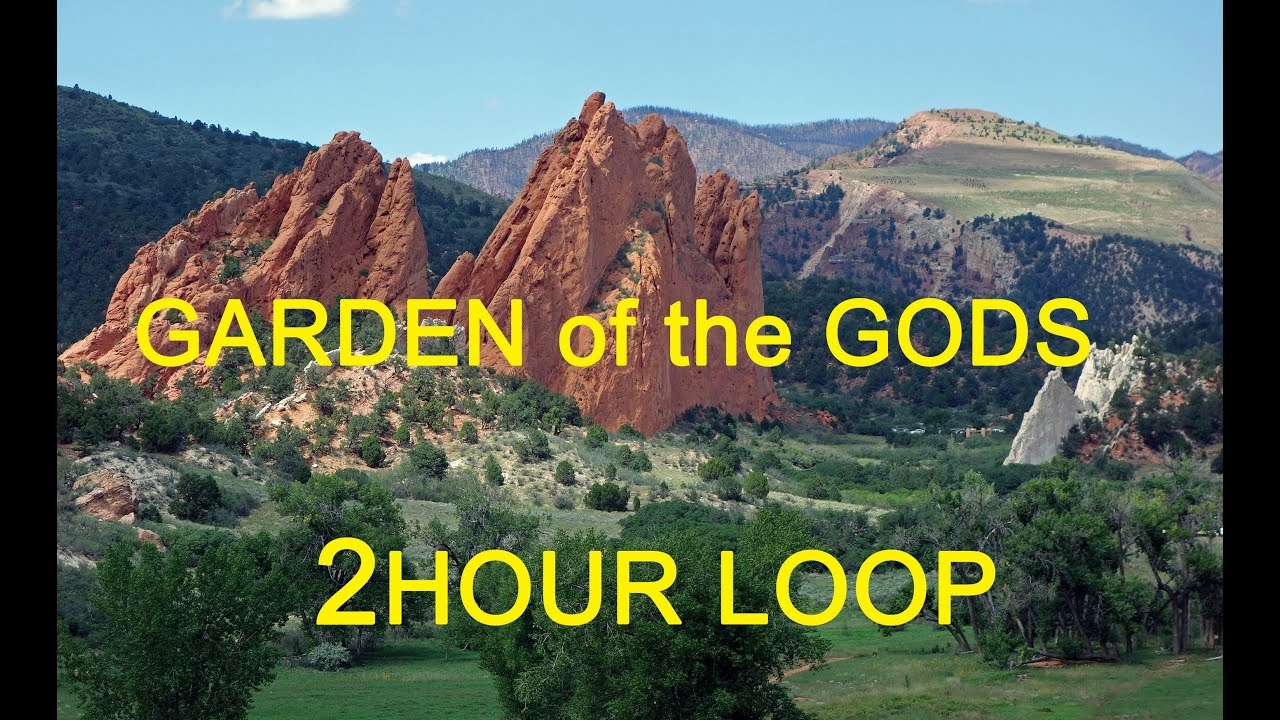 colorado springs trail guide garden of the gods loop trailhead