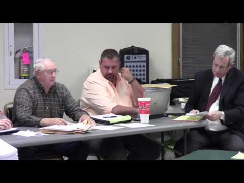 Hamilton County Zoning Board Public Hearing on Wind Power