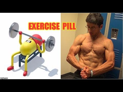 Exercise Pill: Gain without Pain!?