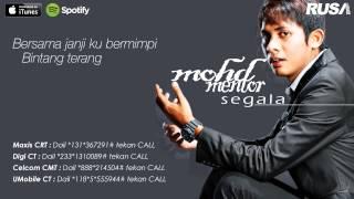 Video Mohd Mentor - Segala [Official Lyrics Video] download MP3, 3GP, MP4, WEBM, AVI, FLV Juni 2018
