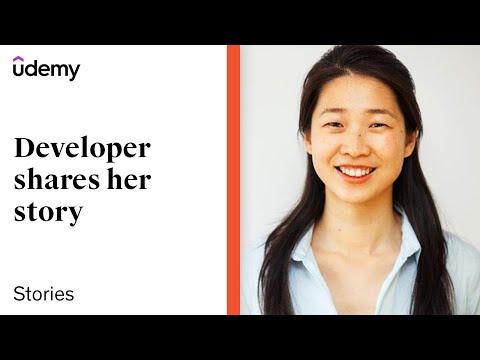 IOS/WatchOS Developer And Udemy Instructor, Angela Yu Shares Her Story